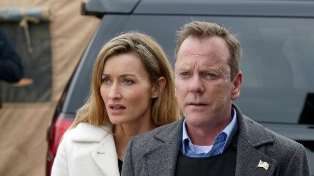 Natascha McElhone to Leave ABC's 'Designated Survivor'
