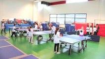 #JNSS2017 : les élèves du collège Paul-Bert de Drancy présentent leurs activités sportives