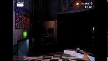 Five Nights at Freddys 2 - Rare Hallucination Shadow - My reion (Shadow Bonnie=RWQFSFASXC?)