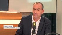 """Fiscalité sur le capital : """"C'est anormal, injuste, scandaleux"""" (Laurent Berger, CFDT)"""