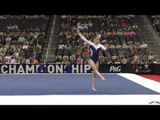 Megan Skaggs – Floor – 2014 P&G Championships – Jr. Women Day 1