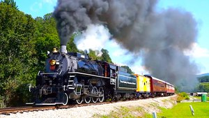 Top 4 Epic Train Ride Adventures Across America