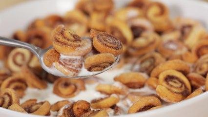 DIY Mini Cinnamon Roll Cereal to Fuel Your Nostalgia
