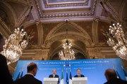 Déclaration conjointe du Président de la République, Emmanuel Macron, et de Paolo Gentiloni, Président du conseil des ministres de la république italienne