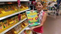Back to School Supplies Haul new | Annies School Supplies Shopping & Giveaway ! | Jazzy Girl Stuff