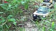 RC Trucks Scale offroad 4x4 adventures Gmade Sawback Jeep Willys AMG G63 4x4 Land Rover Discover