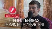 """Clément Rémiens (Demain nous appartient) : """"L'intrigue sur le jeu de l'ange me tient à coeur"""""""