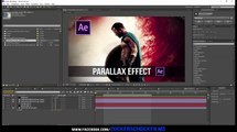 2D Wave Effect Transition - Adobe After Effects Tutorial