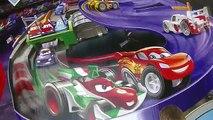 Micro Drifters Super Speedway Play set - Disney Microdrifters Cars Race Track Speedway Set