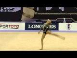 Yana Kudryavtseva (RUS) - Ball Final - 2014 World Rhythmic Gymnastics Championships