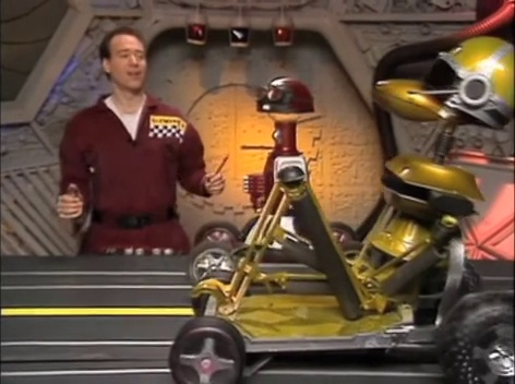 MST3K: Warrior of the Lost World – Hot Slot Bots