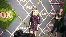 January Jones arrives at 2017 FOX Fall Premiere Party