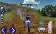 Extreme Motorbike Jump 3D - Android Gameplay HD