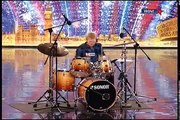 Britains Got Talent new Auditions: Kieran Gaffney (Boy Drummer) 2nd Audition