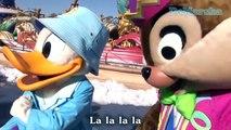 Disini Senang Disana Senang Badut Disney Mickey Mouse & Friends Lagu Anak Terpopuler-I8MsztwqeH4