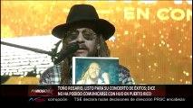 """Preocupado por su hijo!. Toño Rosario lamenta la situación por la que atraviesa Puerto Rico. Presentará """"Mi Vida"""" en Hard Rock Live"""
