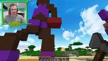 Minecraft TSUNAMI POKEMON BASE CHALLENGE (Pokemon Vs Tsunami)