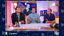 L'exil fiscal de Florent Pagny déclenche la polémique - ZAPPING ACTU DU 27_09_2017-VpYfqxP2fKw