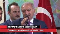 AKP'nin İstanbul Büyükşehir Belediye Başkan adayı Mevlüt Uysal
