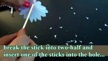 Marguerite bricolage fleurs Comment cruche faire faire Lait Plastique recyclé à Il déchets avec