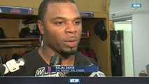 """Red Sox Final: Rajai Davis """"Thankful"""" To Help Contribute In Win Over Blue Jays"""