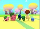 Мультфильмы для малышей - Руби и Йо-Йо - Скушаем арбуз