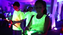 ♫ LEXI'S GLOW-IN-THE-DARK 9th BIRTHDAY PARTY! w_ Presents Haul ♫ (FUNnel Vision Re-Upload BDAY Vlog)-5DTSmxE1ILE