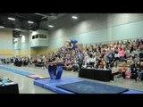 Emma McLean  - Vault 1 - 2015 Women's Junior Olympic Championships