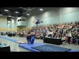 Emma McLean - Vault 2 - 2015 Women's Junior Olympic Championships