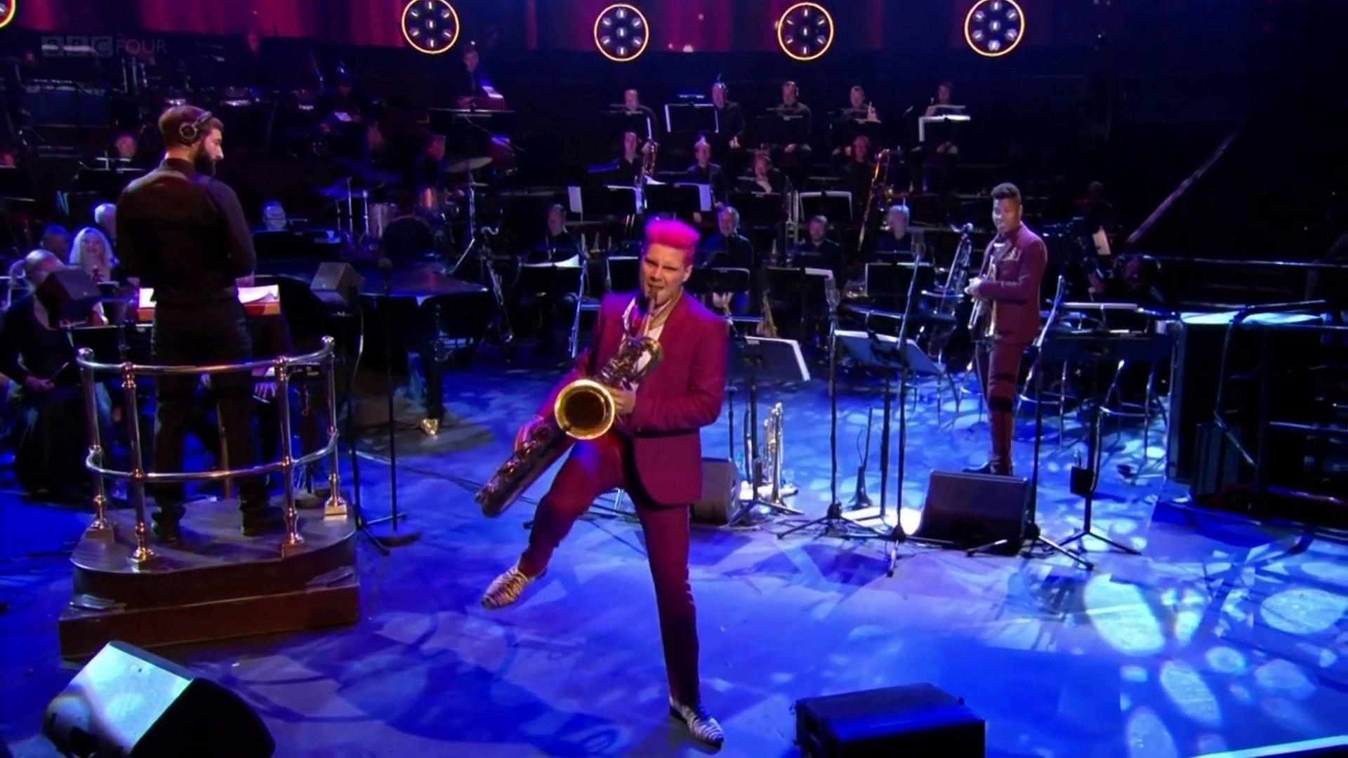 Leo P at the BBC Proms 2017 - Moanin'