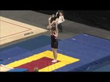 Garret Waterstradt - Double Mini Pass 1 - 2015 USA Gymnastics Championships