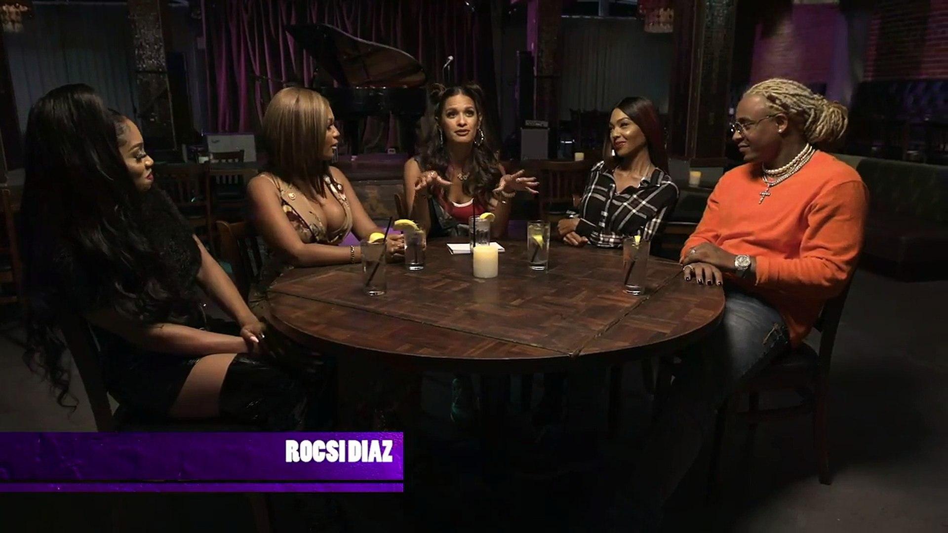 'Love & Hip Hop - Hollywood' Cast Talks Hype Williams Videos _ Hip Hop Honors - The 90