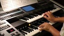 「Canon Rock」JerryC エレクトーン演奏 (STAGEA ELS-02C)