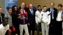 Le sport scolaire au cœur du projet olympique 2024