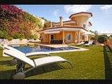 Villa à vendre Calpe Annonces immobilières Calpe maison 4 chambres Piscine vue mer : Particulier ? Visite immobilier