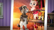 Poor Talking Tom! (The History of Pokes)