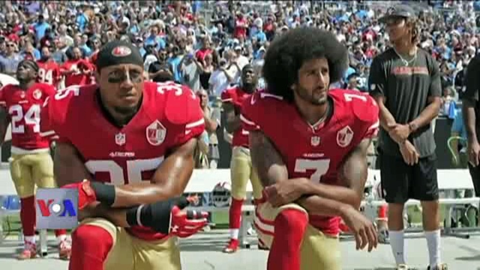 Pakistani-American owner of NFL team joins players in Trump protest
