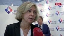 Collectivités locales: « faire de la politique, c'est respecter la parole donnée » rappelle Pécresse