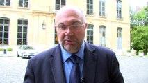 Stéphane Travert présente le budget 2018 du ministère de l'Agriculture et de l'Alimentation
