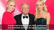 ARCHIVES: Le fondateur de Playboy Hugh Hefner est décédé