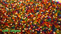 ORBEEZ BATH EXPLOSION bath tub party with TODDLERS family fun playtime kids video ~ Little LaVignes