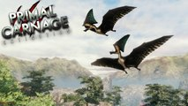 Primal Carnage Extinction (#2) | Ataque Aéreo!! Dilofossauro Flamejante! | (Gameplay - PT/BR)