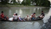 Aid Groups Want Access To Myanmar Conflict Zone