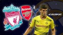 يورو بيبرز: ريال مدريد ينافس اندية الدوري الانجليزي على التوقيع مع نجم دورتموند
