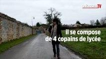 Etoile espoir :  Gaft, candidat du 2e concours musical du Parisien