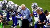 Trump Claims NFL Owners Only Joining Protests To Appease Players