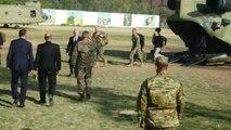 Mattis ve Stoltenberg'in Afganistan Ziyareti
