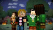 Lets Play Minecraft Story Mode The Wither Storm Is Dead [#20] Apps For Kids