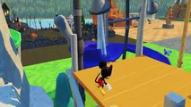 ABC Song with Mickey Mouse   Fun Action with Jetpacks, Horses, and Action for Babies and Toddlers