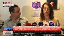 """EN DIRECT - Disparition Maëlys - La maman de la fillette, au bord des larmes, demande au suspect de dire la vérité : """"No"""